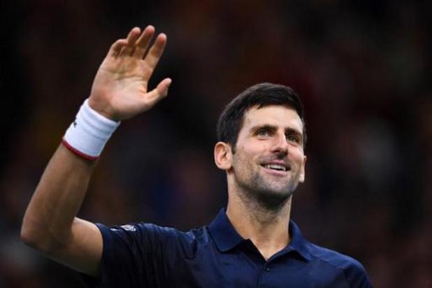 "Novak Djokovic veut terminer l'année N.1 mondial : ""ce sera extrêmement difficile"""