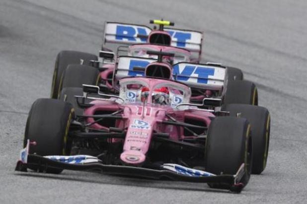 """Racing Point juge la plainte de Renault """"mal informée"""""""