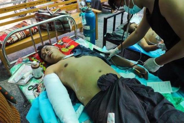 Alweer elf doden gevallen bij protesten