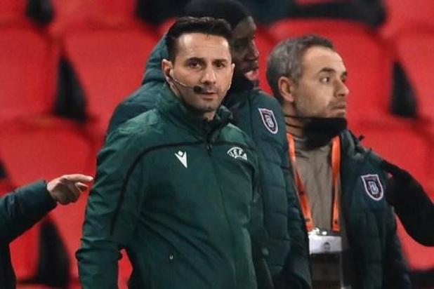 UEFA opent disciplinaire procedure tegen Roemeense refs van duel PSG-Basaksehir