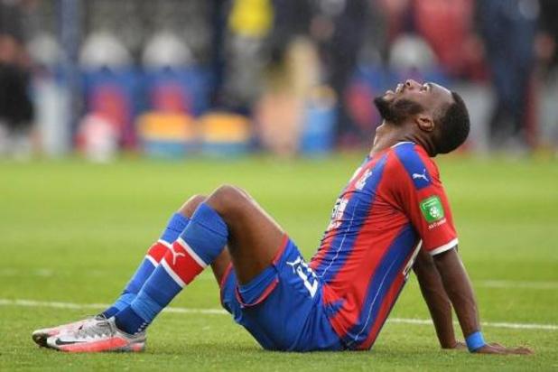 Belgen in het buitenland - Chelsea, met Batshuayi in de selectie, wint bij Crystal Palace, ondanks doelpunt Benteke