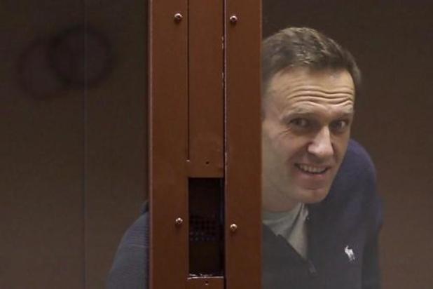 """Navalny - """"Tegenstanders van Rusland gebruiken Navalny voor hun eigen doeleinden"""""""