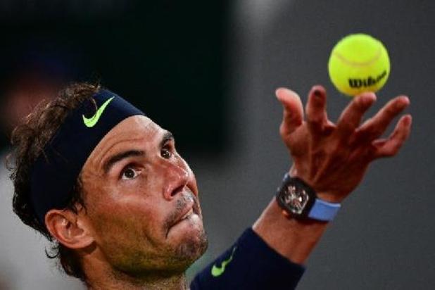 Rafael Nadal encore éloigné des courts plusieurs semaines après des soins à Barcelone