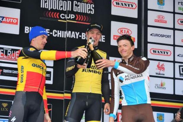 Binche annule les événements de la rentrée dont la course cycliste Binche-Chimay-Binche