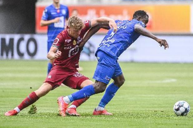 Jupiler Pro League - Gand tient sa première victoire de la saison contre Malines