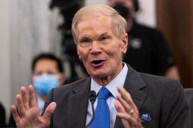 """Bill Nelson, nouveau patron de la Nasa, salue """"une nouvelle ère spatiale"""""""
