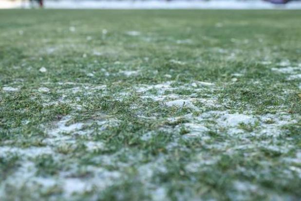 La Pro League va se pencher sur le cas des terrains enneigés et les règlements