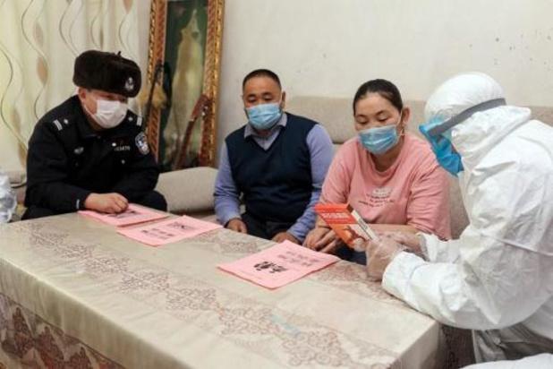 """Pékin diminue son niveau d'alerte, tandis que Xinjiang parle de """"situation de guerre"""""""