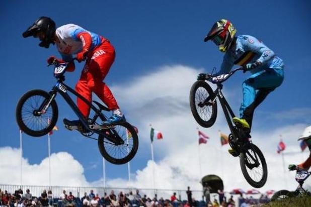 Les championnats de Belgique de BMX reprogrammés le 13 septembre