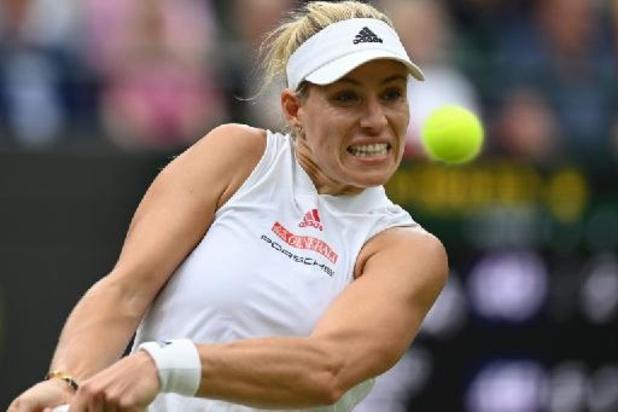 Angélique Kerber dispose facilement de Karolina Muchova et rejoint les demi-finales