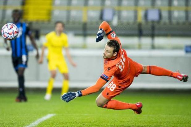 """Champions League - Simon Mignolet: """"Dortmund zat na halfuur in een zetel"""""""