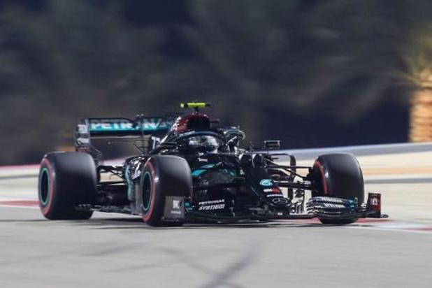F1 - Valtteri Bottas (Mercedes) décroche la pole position au Grand Prix de Sakhir