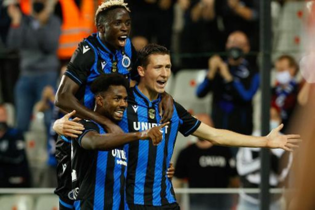 Jupiler Pro League - Club Brugge boekt eerste thuiszege tegen Waasland-Beveren