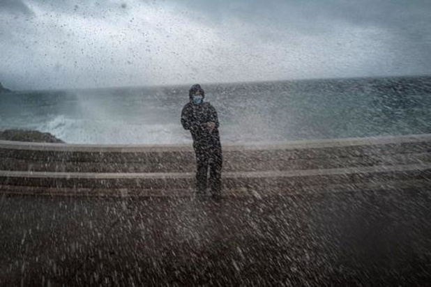 "Storm Alex: Franse premier ""erg ongerust"" over aantal slachtoffers"