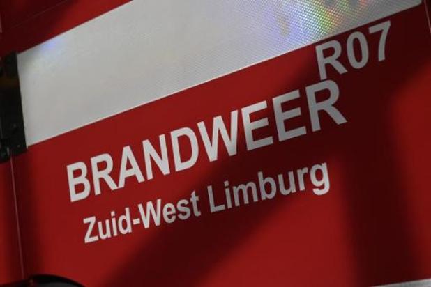 Meer dan 200 oproepen bij brandweer Zuid-West Limburg, crisiscel bijeen in Sint-Truiden