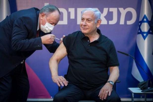 Twintig procent van Israëlische bevolking reeds ingeënt tegen COVID-19