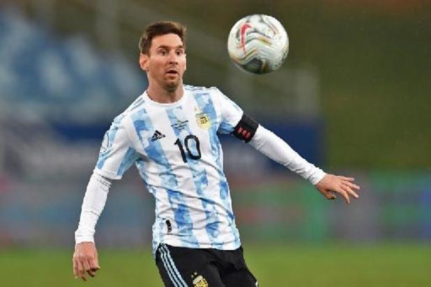 Messi est officiellement libre de tout contrat