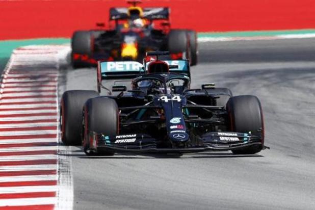 F1 - GP d'Espagne - Lewis Hamilton (Mercedes) domine largement et décroche sa 88e victoire, la 5e en Espagne