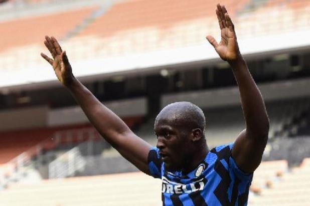 Belgen in het buitenland - Lukaku's makelaar werd bedreigd vanwege transfer van Inter Milaan naar Chelsea