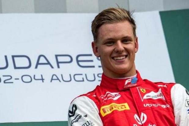 Mick Schumacher, le fils de Michael, sera pilote officiel chez Haas en 2021
