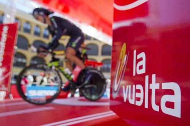 La 77e Vuelta débutera le 19 août 2022 à Utrecht, aux Pays-Bas