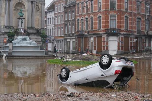 Inondations: la Ville de Verviers se constitue partie civile
