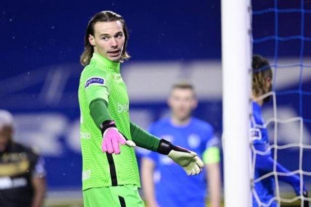 John van den Brom va désormais titulariser Maarten Vandevoordt dans le buts de Genk