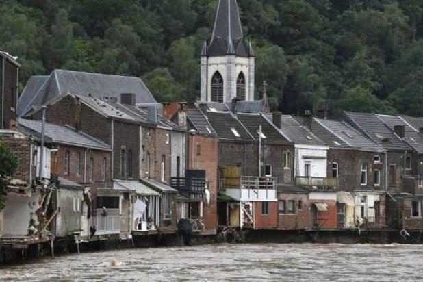 Vingt-trois corps retrouvés dans la vallée de la Vesdre après les inondations