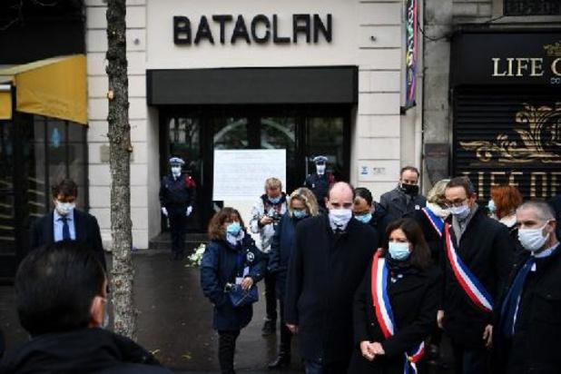 Parijs gaat concertzaal Bataclan kopen