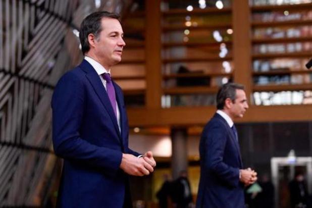 EU-top - Europese leiders trekken nachtje door met klimaatdiscussie