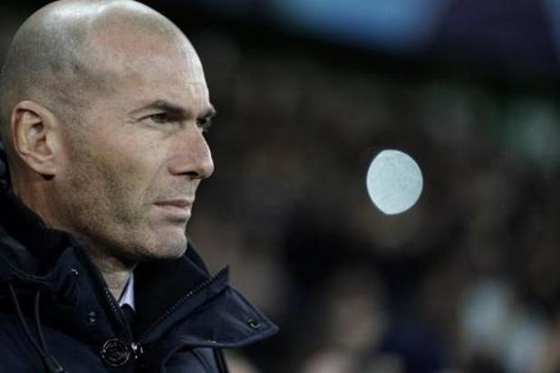 "Champions League - Zinédine Zidane is tevreden na ""verdiende zege"" tegen Club Brugge"