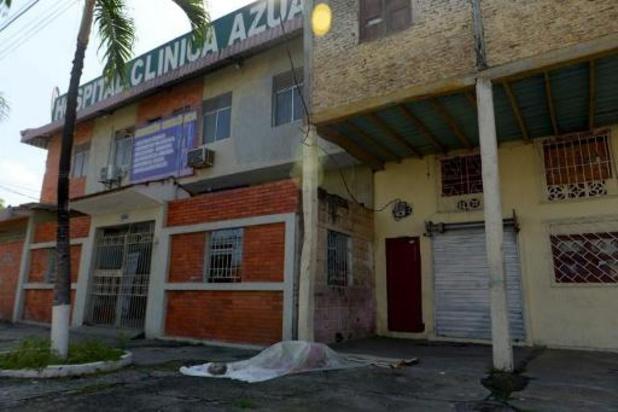 Coronavirus - Des morts dans les rues en Équateur, le vice-président présente ses excuses