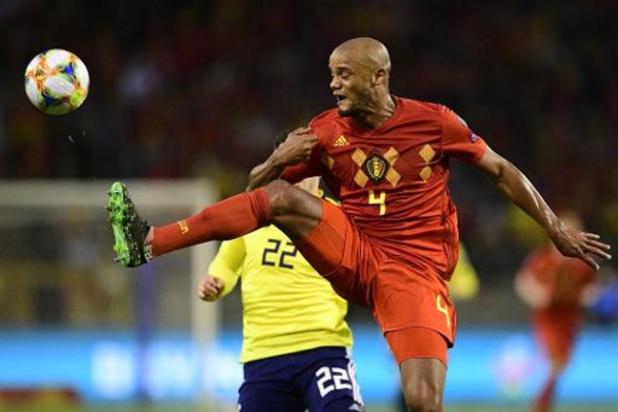 Fans kiezen Gerets, Kompany, Albert en Vertonghen als beste Belgische verdedigers