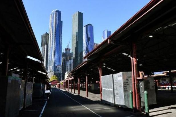 Australië: strikte lockdown van start in Melbourne