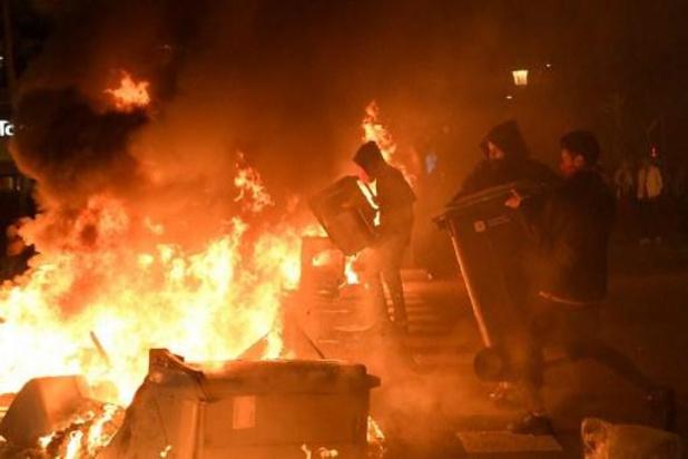 Vijfentwintig arrestaties bij protesten