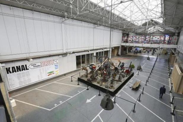 Ouverture de Kanal-Centre Pompidou reportée d'un an en raison de procédures et du Covid