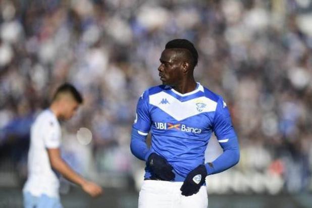 Verona-fan krijgt stadionverbod van vijf jaar na racisme tegen Balotelli