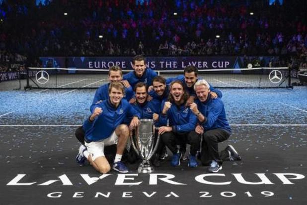 La Laver Cup 2020 annulée pour éviter un conflit au calendrier avec Roland-Garros