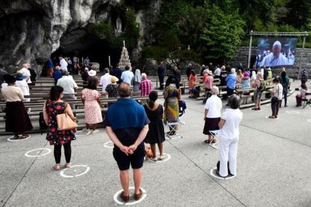 Coronavirus - France: pèlerinage du 15 août à Lourdes, avec masque obligatoire