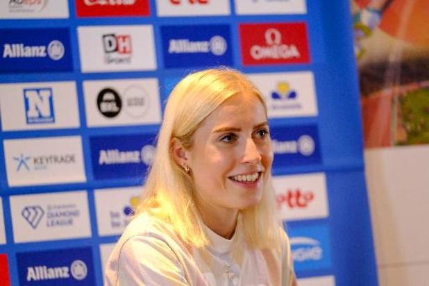 """Elise Vanderelst s'attaque au record de Belgique du mile: """"La cerise sur le gâteau"""""""