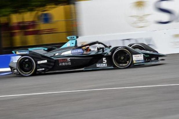 La saison de Formule E va reprendre début août avec six courses à Berlin