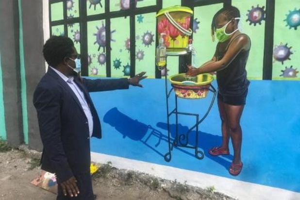 Zakencentrum Kinshasa weer open