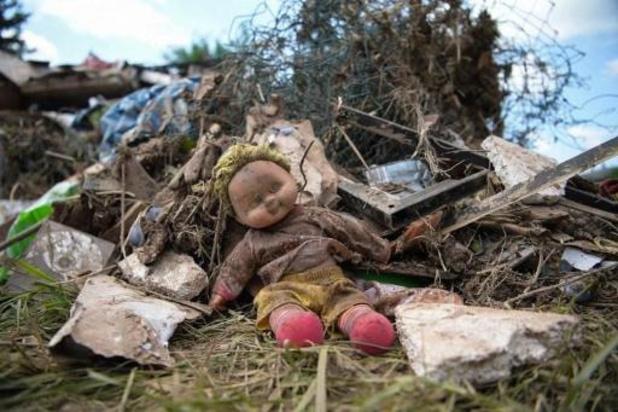 Le bilan s'alourdit à 165 morts en Allemagne à cause des intempéries