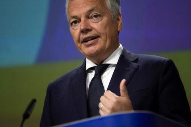 Europese Commissie vraagt financiële sancties tegen Polen