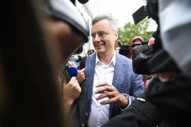 """""""Magnette en Rousseau zouden rapport aan premier Wilmès moeten overmaken"""""""