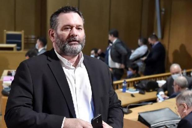 Un ex-cadre du parti néonazi grec Aube Dorée refuse d'être remis à Athènes