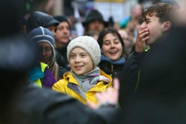 Gretha Thunberg komt vrijdag betogen in Brussel tegen Europese Green Deal