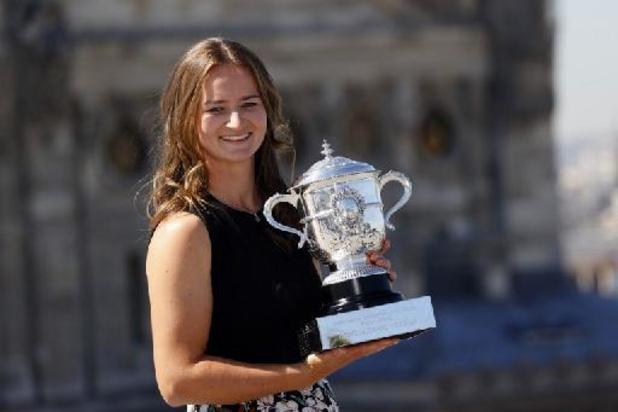 Barbora Krejcikova éliminée à son tour en simple et en double au tournoi WTA 1000 d'Indian Wells