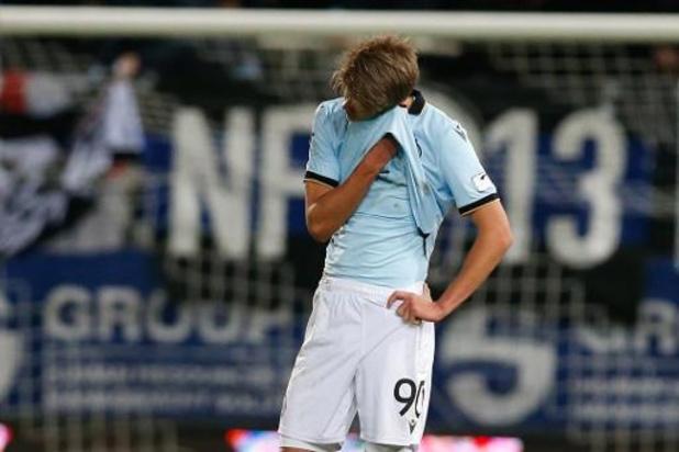 Jupiler Pro League - Charleroi inflige un troisième partage consécutif au Club Bruges