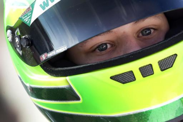 """Mick Schumacher stoort zich niet aan vergelijking met zijn vader: """"Hij was de beste ooit"""""""